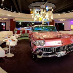 Ресторан The Pink Cadillac