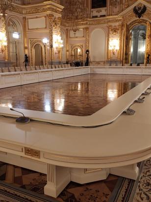 Георгиевский зал Большого Кремлёвского дворца