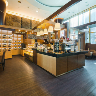 Кофейня Coffee Bean Moscow-City