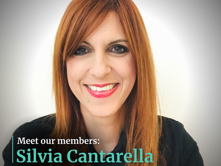 Meet our Members: Silvia Cantarella, chapter leader for WHTT Italy