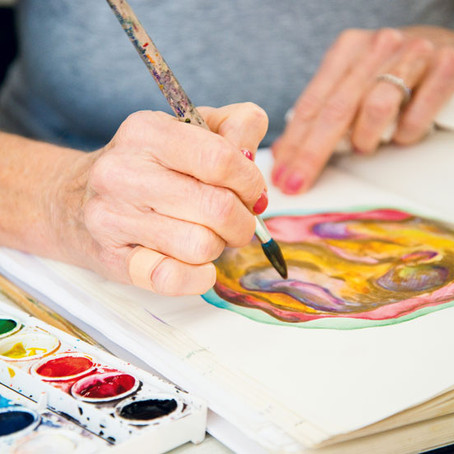 What is Art Therapy and is it Right for Me?