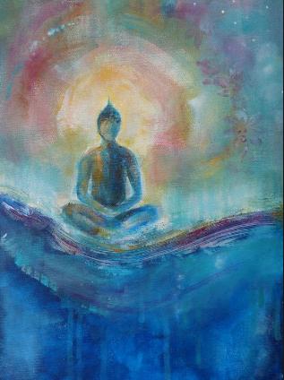 Art, Emotions, and Meditation