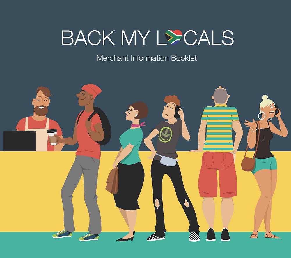 Back My Locals Merchant Information Booklet