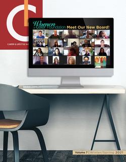 C L Magazine Winter Spring Issue 2021 Cover