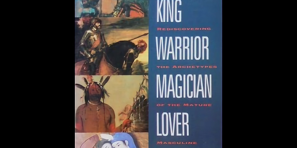 Future Self Dreaming Presents: King Warrior Magician Lover