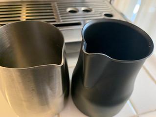 Wingjip Espresso Steaming Pitcher - I LOVE IT