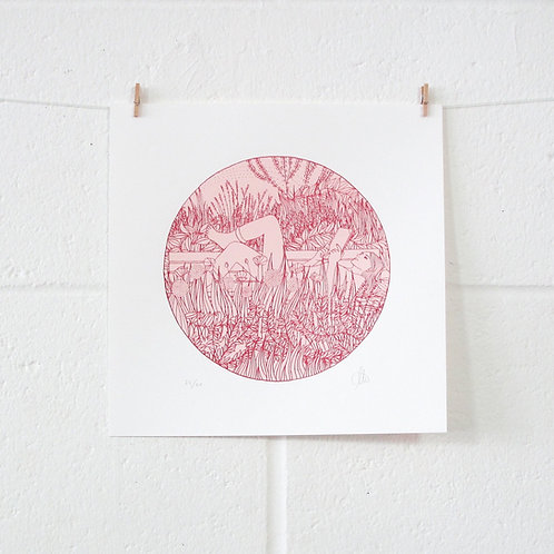 SUMMER SCREEN PRINT