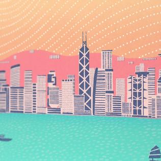 HONG KONG PRINTS