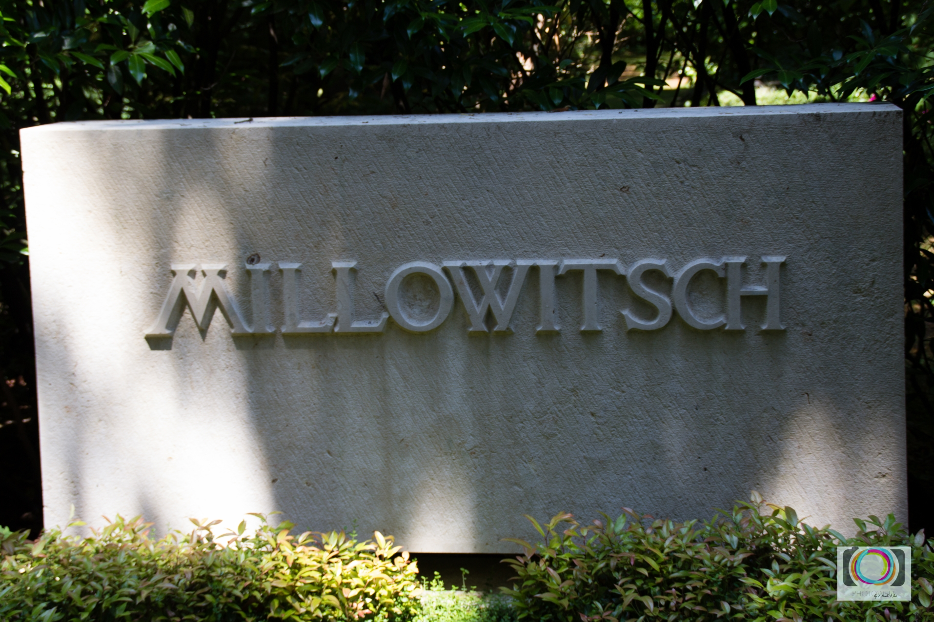 Familiengrab der Familie Millowitsch