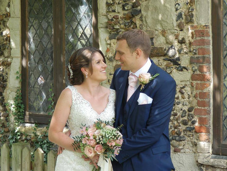 Lucy and Davids Cambridgeshire wedding July 2016