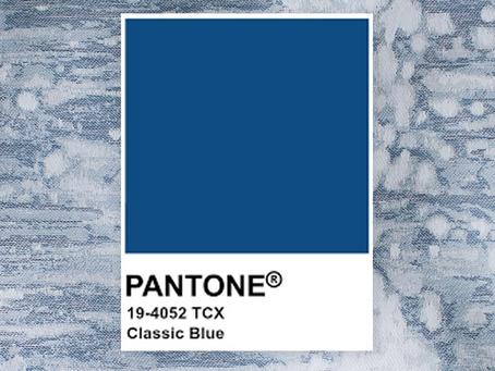 We've Got the (Pantone) Blues