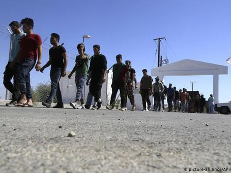 Δραματική αύξηση μεταναστών!