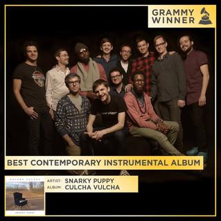 'Grammy 2017' ...Best Contemporary Instrumental Album