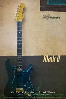 Valhalla S Hybrid Road Worn 'Mark II'