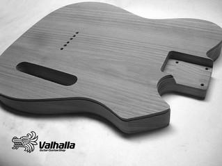 Valhalla '52 T-Bone – the work is on