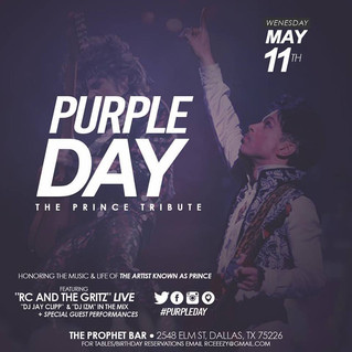 Purple Day – The Prince Tribute
