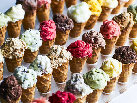 Gelaaaaato - Accra's most popular ice-cream parlours