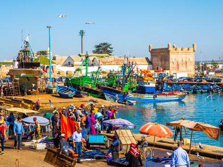 Hello Morocco...