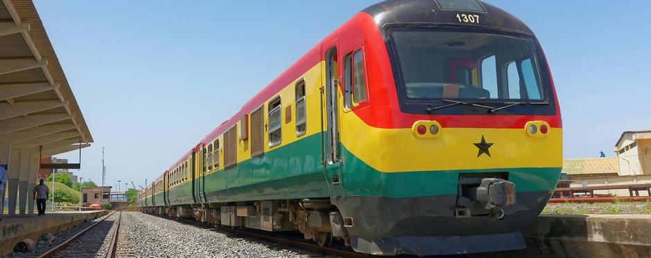 THE CURIOUS CASE OF GHANA'S RAILWAY SECTOR