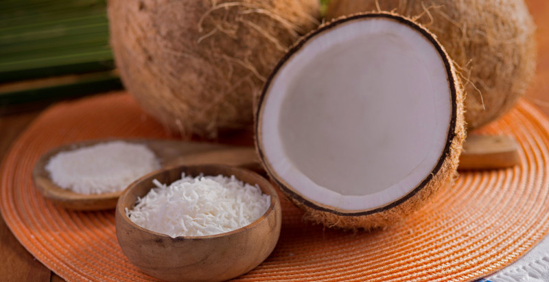 THE RISE OF COCONUT OIL