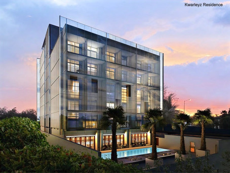 The hottest places to stay in Accra in 2021