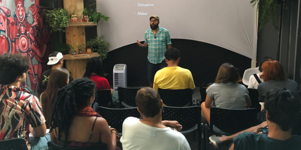 Curso DocMakers Documentários