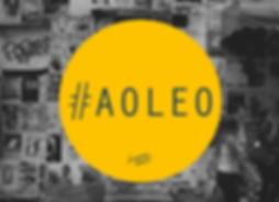 Logotipo #AOLEO