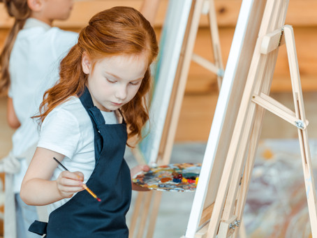 Why kids need to be doing art - really!