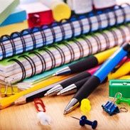 Your set-up routine includes organizing your study space BEFORE you tackle the work!