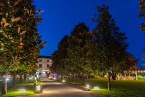 Esterno Villa Tavanara