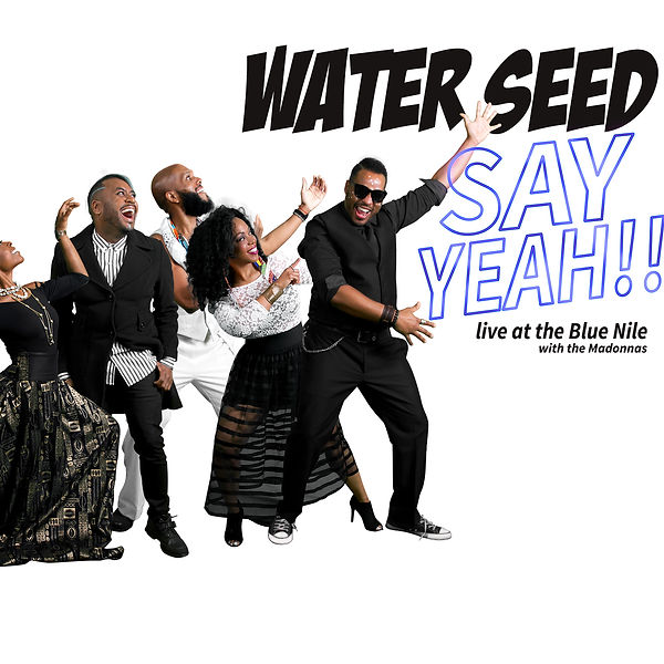 Water Seed Say Yeah Album