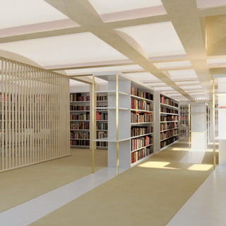 ספריה - ישיבת הכותל