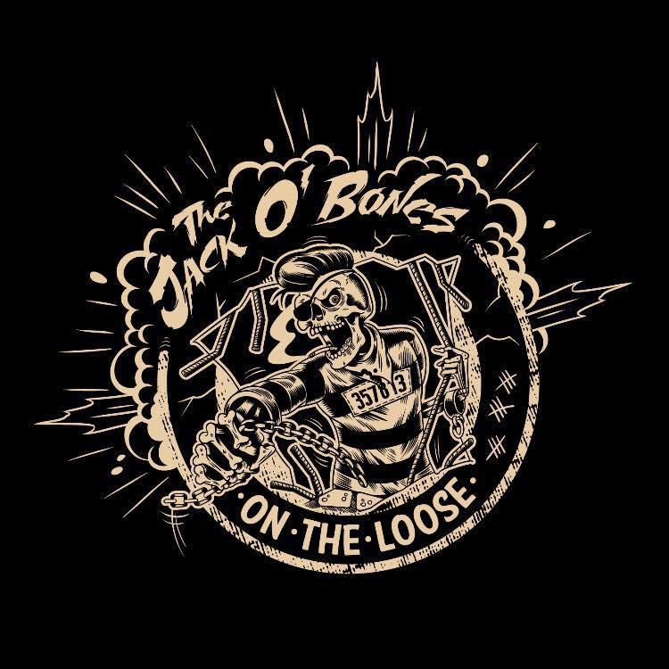The Jack o Bones - by Britt Byrnes Photo