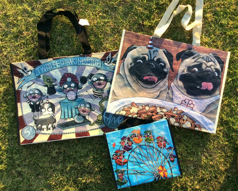 Shopping Bags for sale