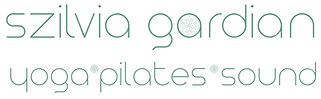 Logo for yoga, pilates, and sound wellness in Manchester