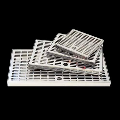 Drip Tray INOX 22 x 40 cm