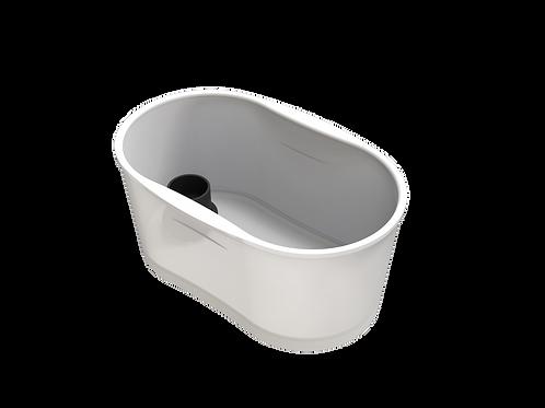Pool for sanitary