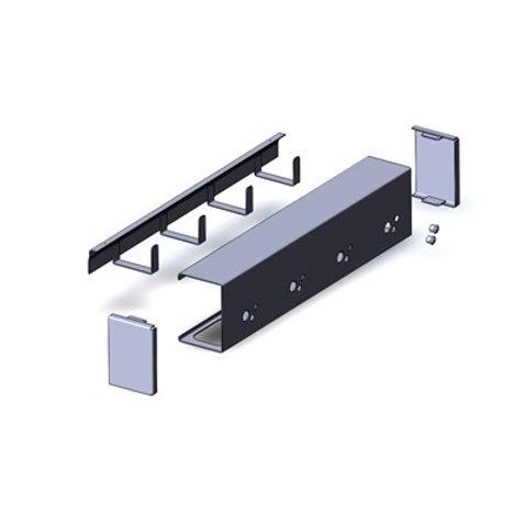 Atlant X4. Easy mounting PEGAS on wall