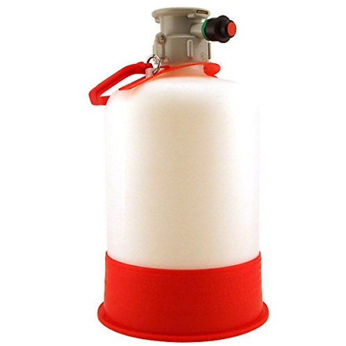 Plastic Keg for Cleaning. Type A