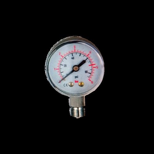 Manometer for low pressure