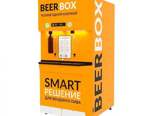 BeerBox Self Service Machine