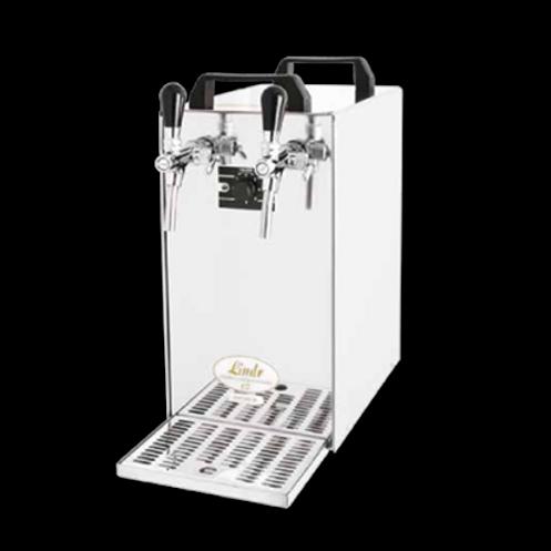 Dry Cooler KONTAKT 40/K with compressor for 2 beers