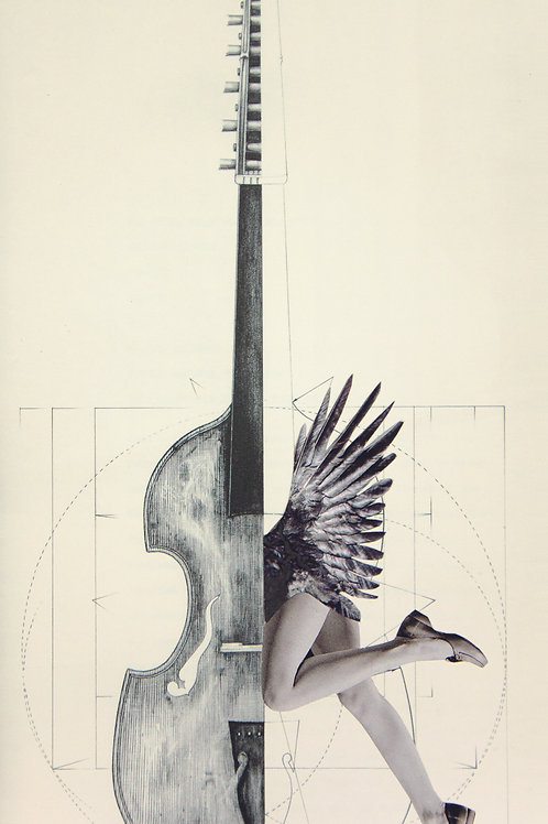 A4 Print- 'Wings'