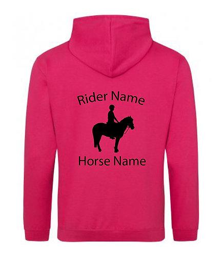 Personalised Games Pony Hoodie
