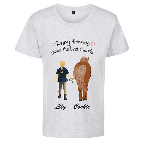 Pony friends T-Shirt