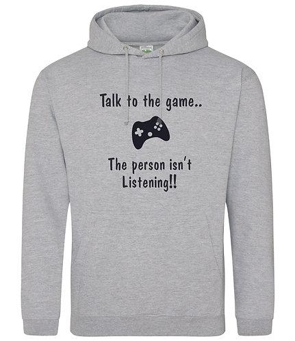 Plain Gamer Hoodie - 3 Designs