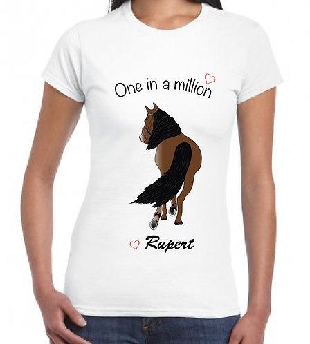 Horse T-Shirt (Children's)