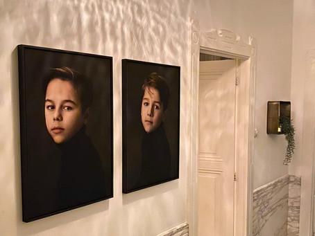 De ervaring van een portret sessie