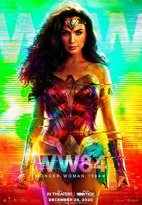 Wonder Woman 1984 (2020) MOVIE REVIEW | CRPWrites