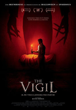 The Vigil (2021) MOVIE REVIEW | CRPWrites